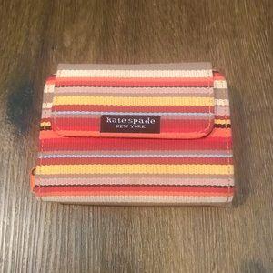 Vintage Kate Spade Fabric Wallet